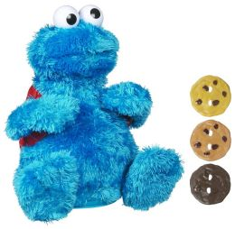 Sesame Street Count and Crunch Cookie Monster