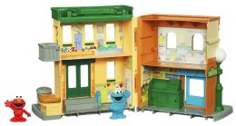 Sesame Street Neighborhood Playset