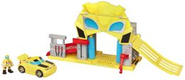 Transformers Rescue Bots Bumblebee Garage Playset