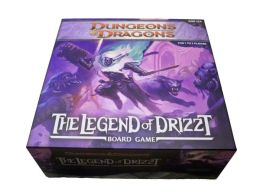 Legend of Drizzt Board Game