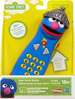 Sesame Street Super Grover Remote