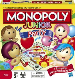 Monopoly Junior Party Time