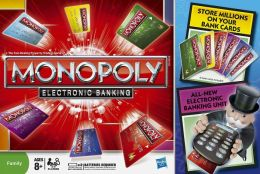 Monopoly E-Banking Game