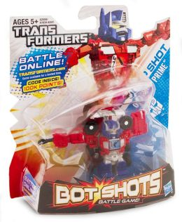TRA BOT SHOTS SINGLES BH OPTIMUS