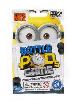 DESPICABLE ME 2 MINION PODS BLIND PACK