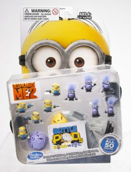 Despicable Me 2 Minion Pods Game