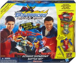 BeyBlade Octagon Showdown Battle Set