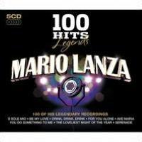 100 Hits Legends: Mario Lanza