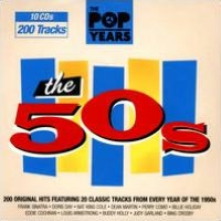 The Pop Years: The 50s