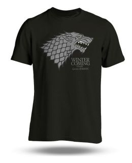 Stark YM Game of Thrones Tshirt XL