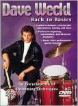 Video/DVD. Title: Dave Weckl: Back to Basics