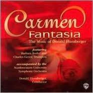 Carmen Fantasia: The Music of Donald Hunsberger