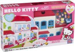 Hello Kitty Dream House 70 Piece Set