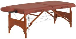 Master Massage 26283 28 in. Fairlane Therma-Top Portable Massage Table