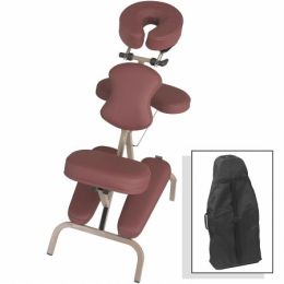 Master Massage 46463 Bedford Portable and Adjustable Massage Chair- with an Ergonomic Carrying Case