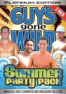 Guys Gone Wild: 3 Pack - Summer Party Pack