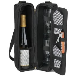 London Sunset Wine Carrier