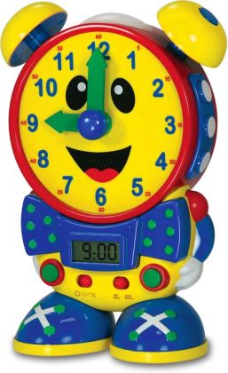 Telly the Teaching Time Clock - Primary