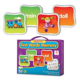 Learning Journey 726280 Match It First Words Memory