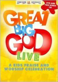 Great Big God Live