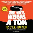 CD Cover Image. Title: Our Vinyl Weighs a Ton [CD/DVD], Artist: