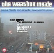 The Weather Inside: New Music for Clarinet