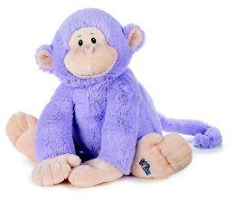 Webkinz 12 Jr. - Purple Monkey