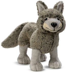 Webkinz Coyote 7 inch Plush Doll