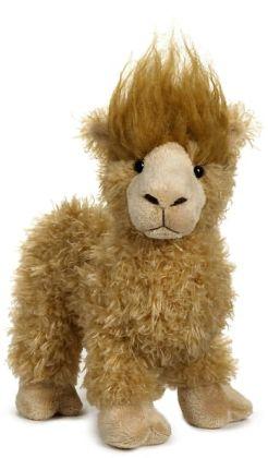 Webkinz Alpaca 9 inch Plush Doll
