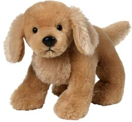 Webkinz 8.5 Inch Butterscotch Retriever