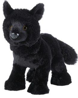 Webkinz 8.5 Inch Black Wolf