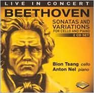 Beethoven: Sonatas and Variations for Cello & Piano