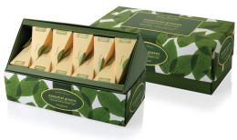 Green Essentials Tea Ribbon Box