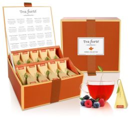 Herbal Tea Chest Collection