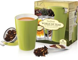 Tea Brewing Gift Set - World of Teas