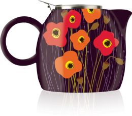 Poppy Fields PUGG Teapot in Gift Box