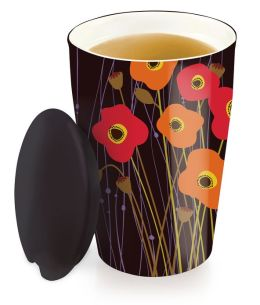 Poppy Fields Kati Cup - Tea Brewing System