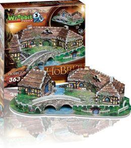 The Hobbit, Hobbiton Puzzle