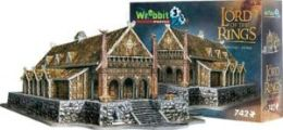 Lord of the Rings, Edoras Golden Hall Puzzle