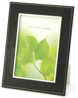 Accent Black 5x7 Picture Frame