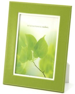 Accent Fern 5x7 Picture Frame