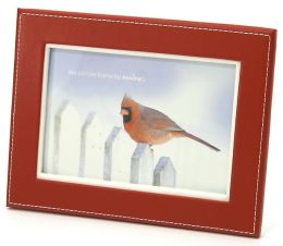 Accent Sport Red 4x6 Picture Frame
