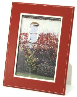 Accent Sport Red 5x7 Picture Frame