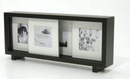 Frame Sliding Black 3x3