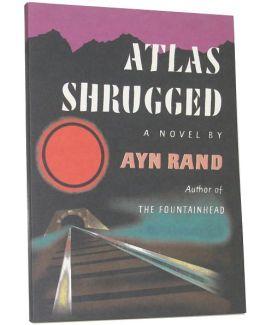 Atlas Shrugged Notebook 3.5