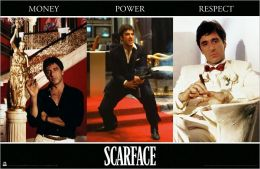 Scarface - Triptych - Poster