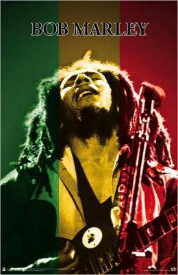 Bob Marley - Rasta - Poster