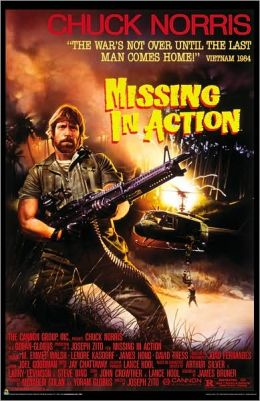Missing in Action - Poster