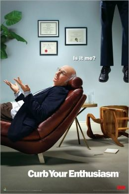 Curb Your Enthusiasm - Poster
