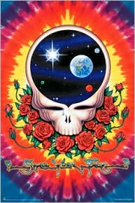 Grateful Dead - Space Poster